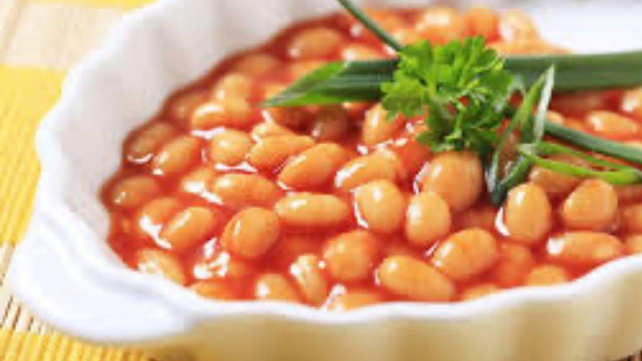 فاصوليا بيض Egg Beans Youtube
