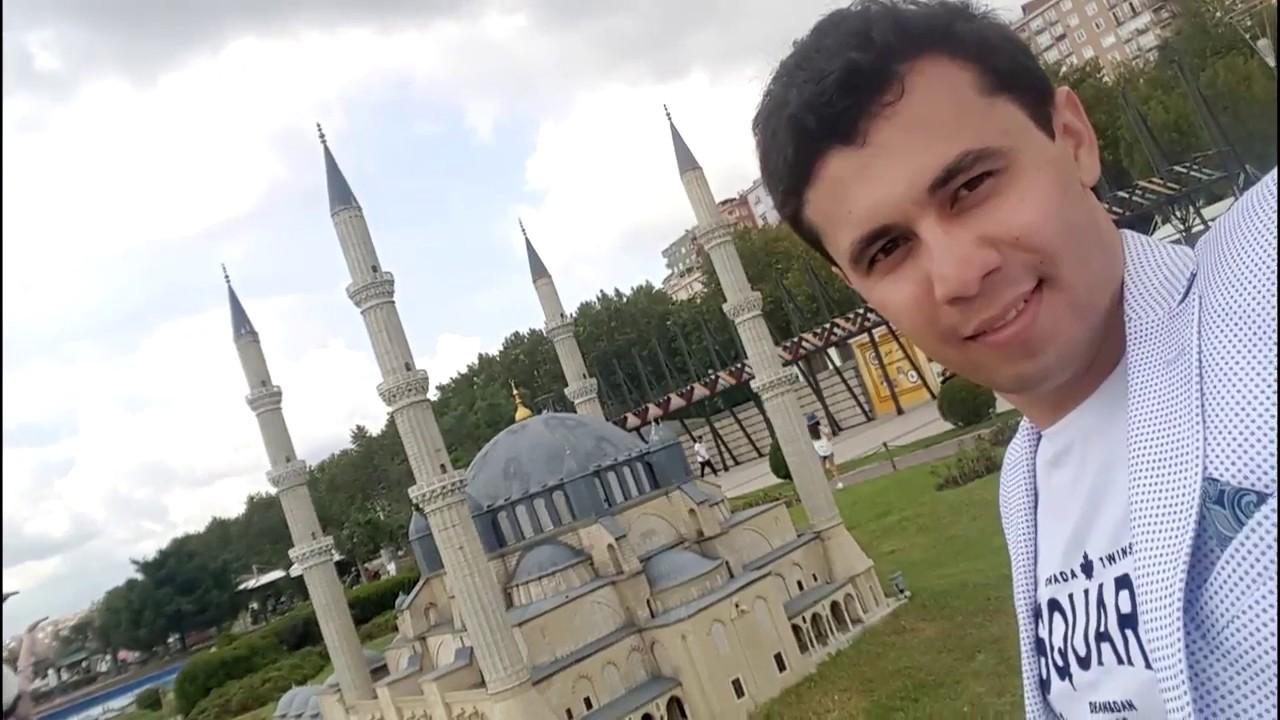 Dilmurod Sultonov Turkiyada bergan konsert dasturi 2016