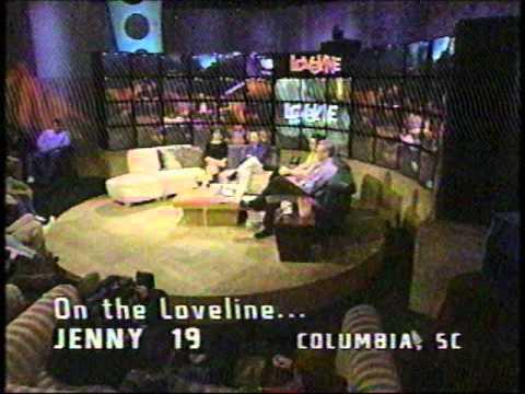1999 - MTV's LOVELINE W/ Guest Rob Schneider - FULL EPISODE