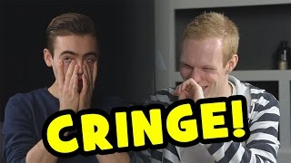 TRY NOT TO CRINGE CHALLENGE!!!