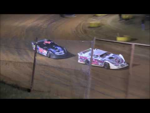 Super Late Model Heat #3 from Ponderosa Speedway, November 5th, 2016.