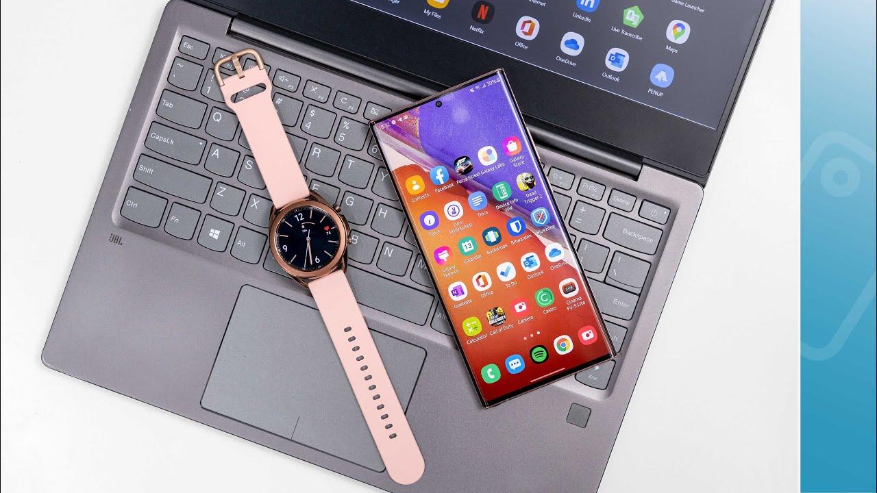 Hệ Sinh Thái Samsung - Ngang Apple!!?