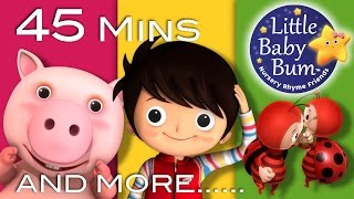 If You're Happy And You Know It | Little Baby Bum | Nursery Rhymes for Babies | Songs for Kids