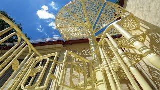 ВИНТОВАЯ ЛЕСТНИЦА | Spiral Staircase(, 2016-07-09T10:48:27.000Z)