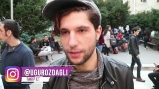 İstanbul Üniversitesi Ortamı - Neden Okula Geldin? - Edebiyat Bahçe
