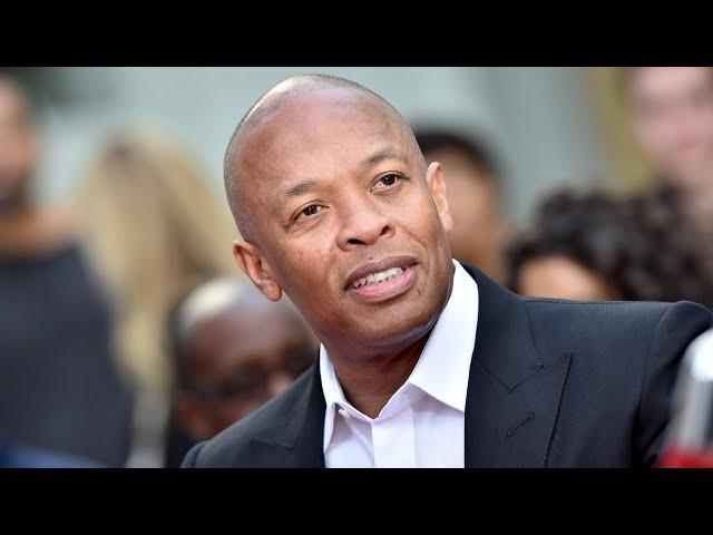American rapper Dr. Dre in ICU after suffering a brain aneurysm