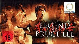Die Legende von Bruce Lee (Martial-Arts ganzer Film in voller Länge deutsch)