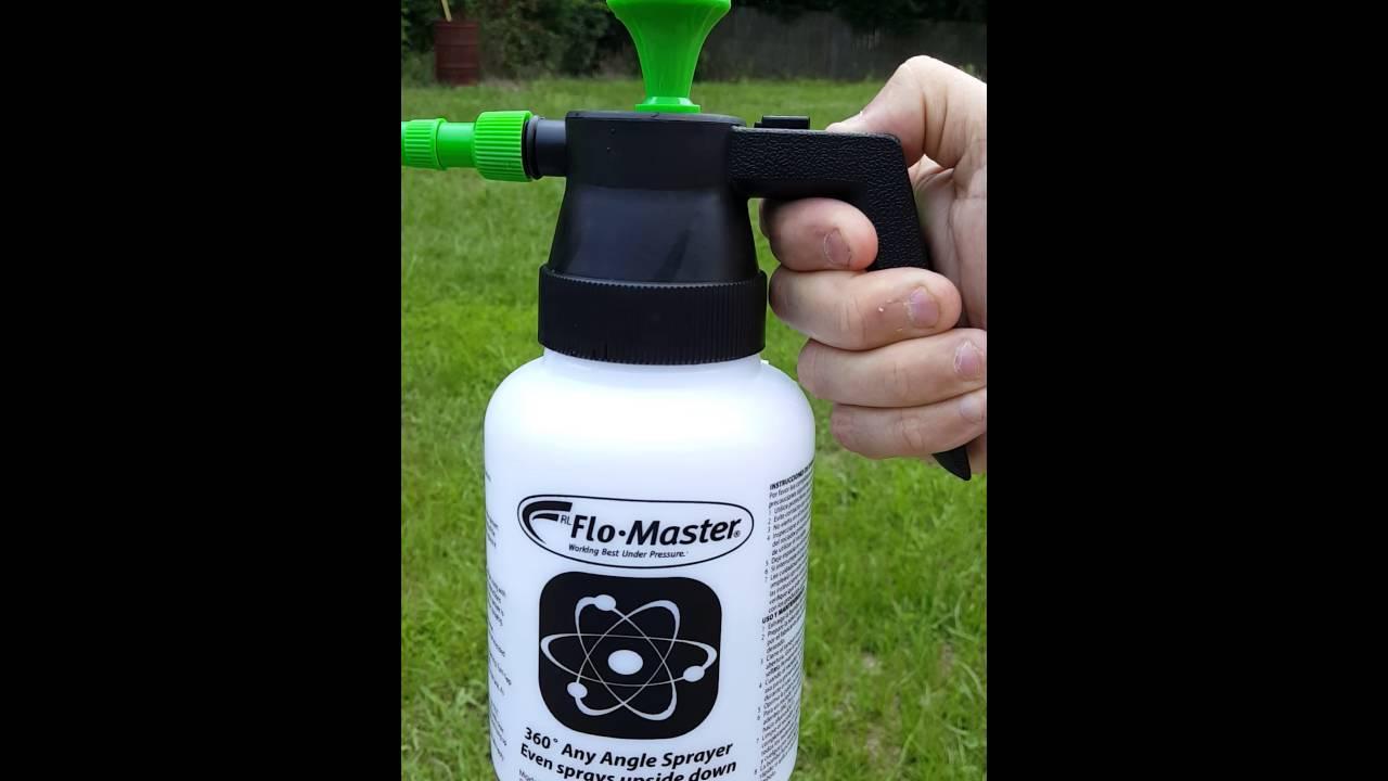 Flo Master One Quart Sprayer