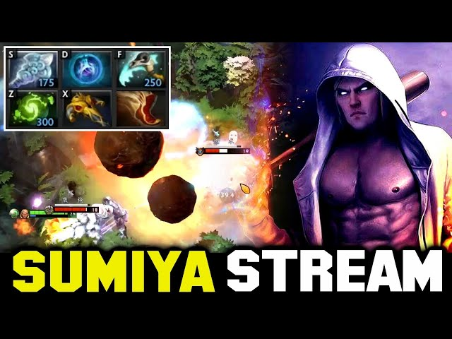 BOSS MODE Activated With Refresher Orb Combo | Sumiya Invoker Stream Moment #1985