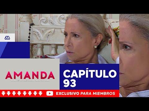 Amanda - ¡Bruno tiene que estar encerrado! / Capítulo 93