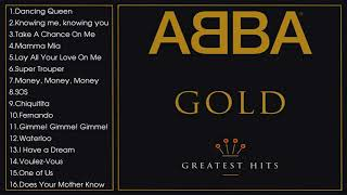 ABBA Gold Greatest Hits Full Album 1992 Live Concert