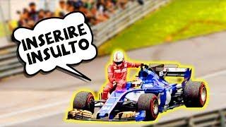 SONO RIMASTO A PIEDI! - F1 2017 Carriera Ferrari