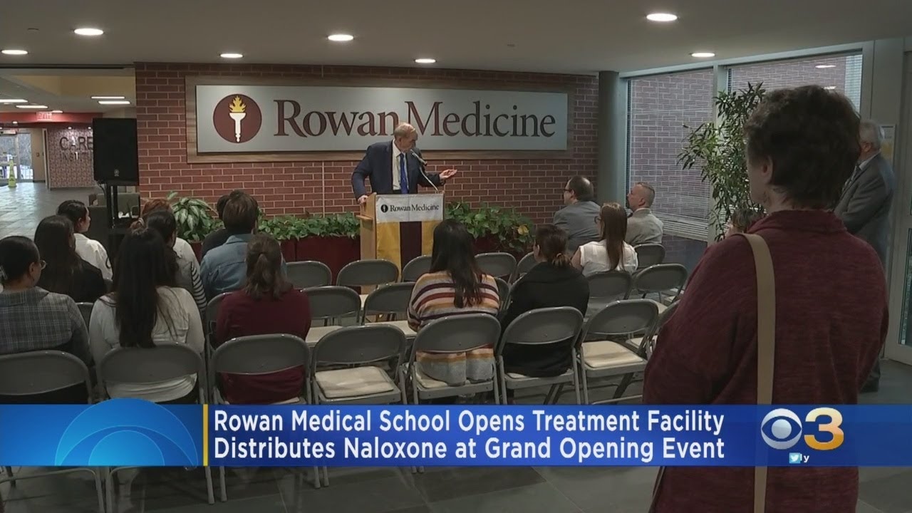 New Addiction Treatment Center Opens In Camden County