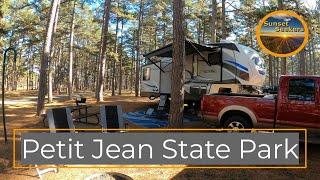 Petit Jean State Pąrk | Arkansas State Parks | Best RV Destinations