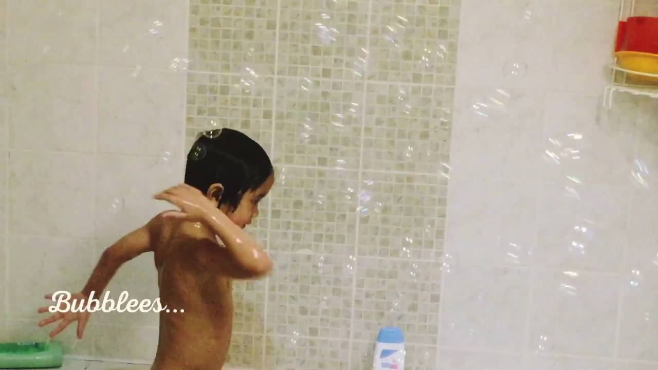 Shine shower time..