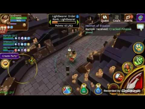 Arcane Legends-First Look At Mausoleum VI