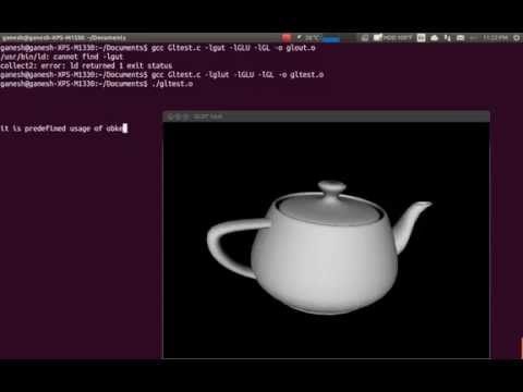 Repeat How to Setup OpenGL (GLUT or freeGLUT) With Code::Blocks by