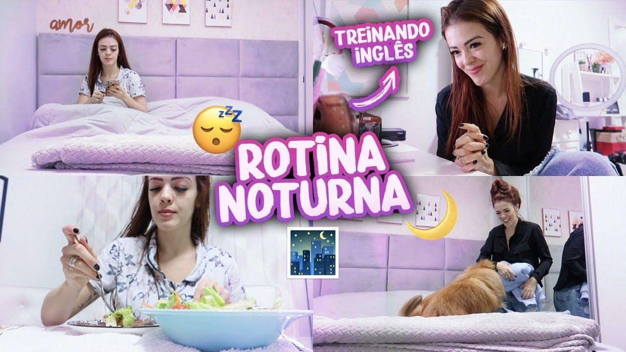 MINHA ROTINA NOTURNA: TUDO O QUE EU FAÇO pós trabalho e antes de dormir!