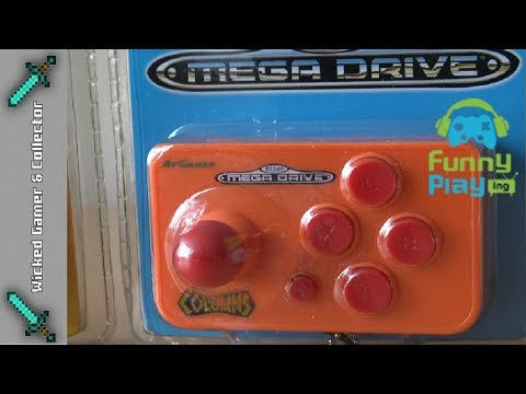 SEGA AtGames - Mini Nano Plug N Play / Arcade - Columns / Puzzle Console