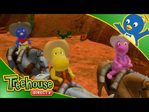 The Backyardigans: Riding The Range - Ep.7