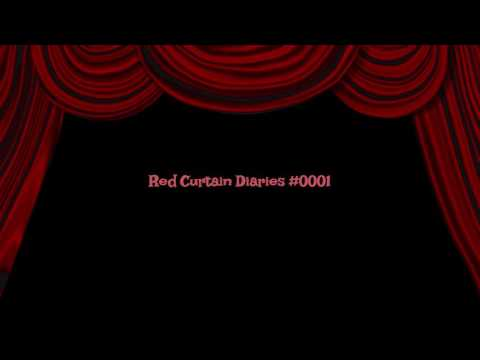 Red Curtain Diaries #0001