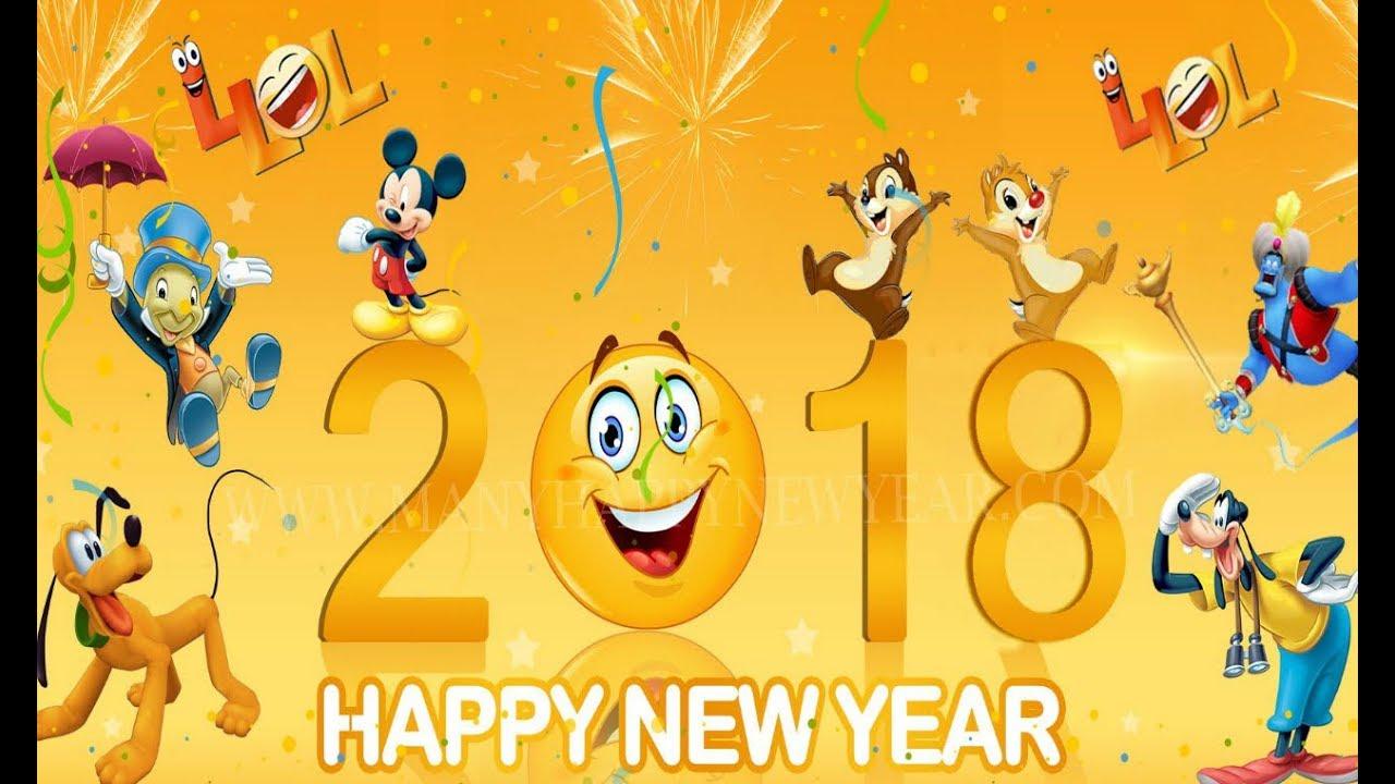 Saying Bye To 2017 || Happy New Year || Disney Scenes (HD ...