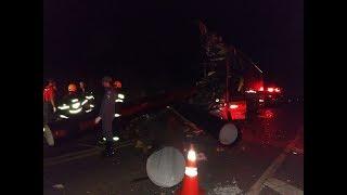 DM News :: Acidente na BR-116 em MG deixa 7 mortos e 11 pessoas feridas (23/04/18)