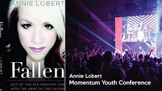 Watch Anne Lobert During a 2017 Momentum Youth Conference Main Session