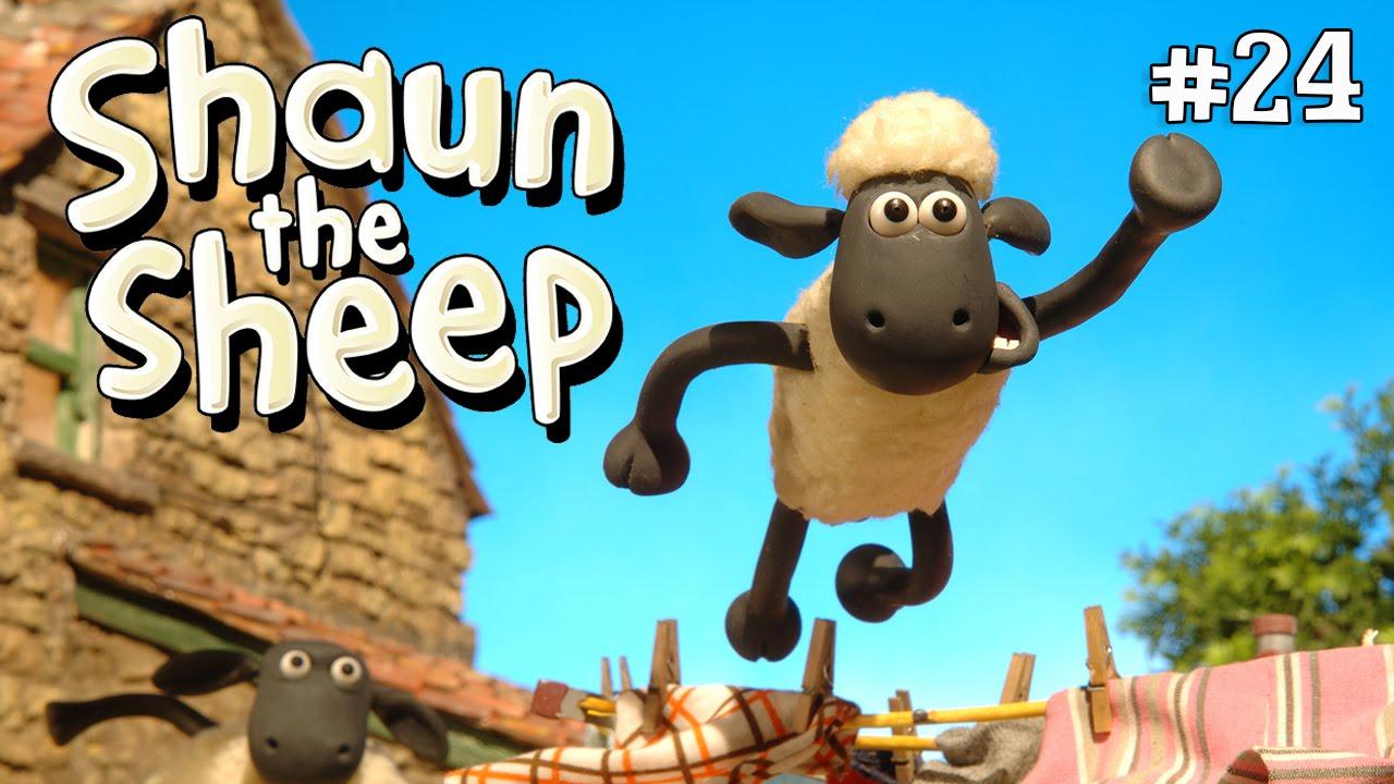 Shaun the Sheep - Saatnya Mencuci [Wash Day] - YouTube