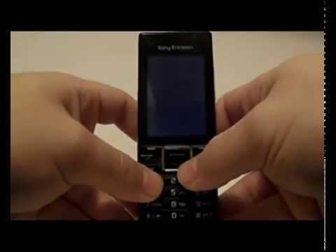 Odblokowanie simlocka w telefonie Sony Ericsson Elm za pomocą kodu