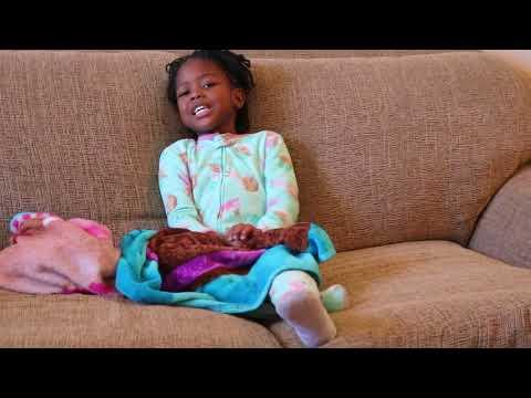 Keyshia Cole Incapable Cover - 4 year old singing