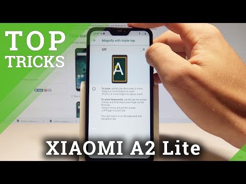 Top Tricks XIAOMI A2 Lite - Best Options / Tips / Advanced Settings