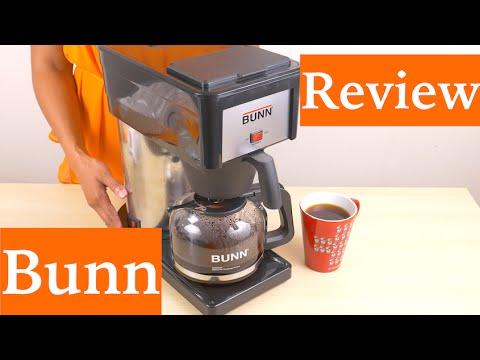 My Bunn Coffee Maker Not Working : BUNN BXB Velocity Brew 10-Cup Home Coffee Brewer - YouTube