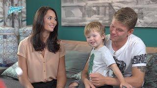Zenit Family: Екатерина Смольникова в гостях у семьи Шатовых