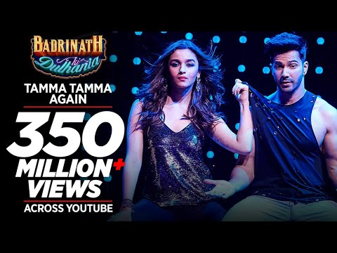 Tamma Tamma Again Song Lyrics From Badrinath Ki Dulhania
