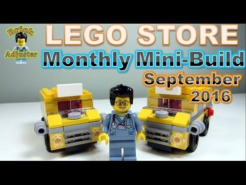 Lego Monthly Mini Build September