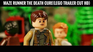 Maze Runner The Death Cure (Lego Trailer Cut HD)
