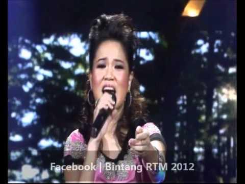 BRTM2012 Separuh Akhir 1 - Aisha (Getaran Cinta Di Jiwa & Kali Pertama)