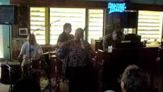 Ron Teixeira Organ Trio with Linda Cole - New smyrna Beach Jazz Festival 2009, September 26