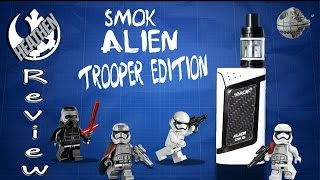 Video Smok Alien Kit Storm Trooper Edition I Show N Tell I Candy King Ejuice download MP3, 3GP, MP4, WEBM, AVI, FLV Maret 2017