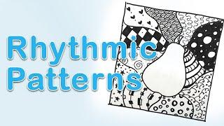 Art Fundamentals - Rhythmic Patterns