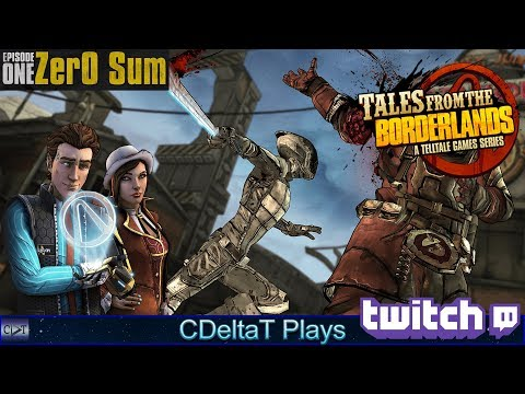 Zero Sum | Tales From the Borderlands Episode 1 Full | CDeltaT