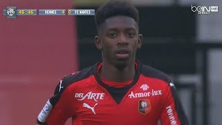 The Match That Made Dortmund Buy Ousmane Dembele