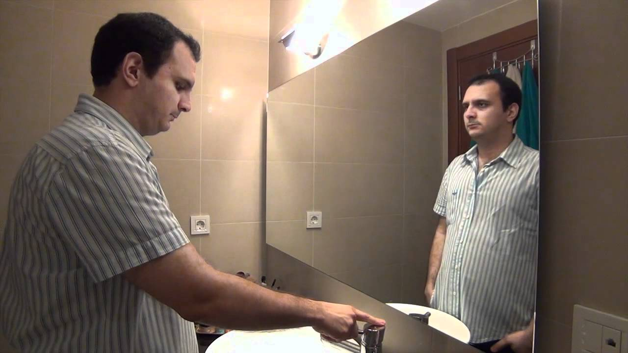 looking in mirror different reflection. adobe after effects cs5 altering the mirror reflection hd looking in mirror different reflection