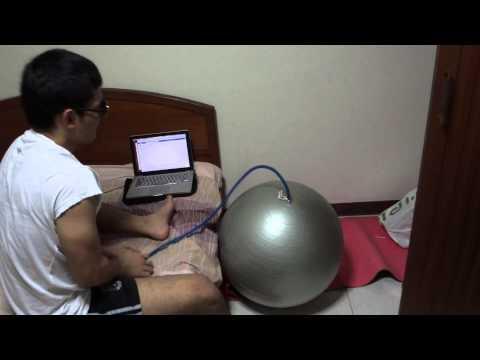 [คลิบฮา] ปั๊มลมลูกบอลยักษ์