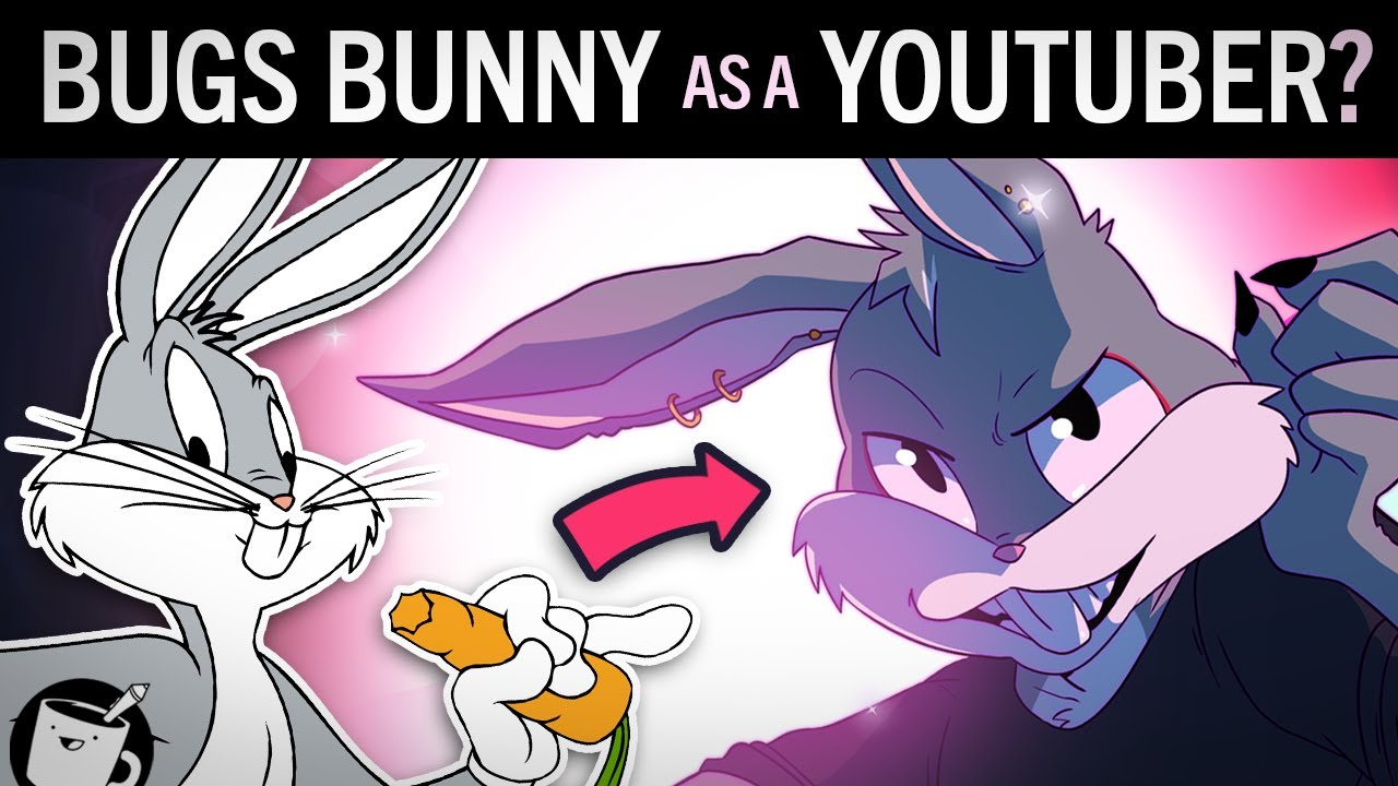 Artists Redesign The Looney Tunes