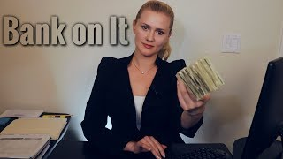 Video 💸 Bank On It 💸 ASMR • Paper • Keyboard • Inaudible • download MP3, 3GP, MP4, WEBM, AVI, FLV Agustus 2018