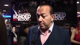 Bonded By Blood World Premiere Interviews