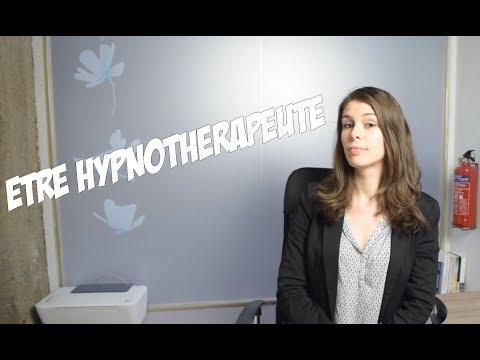 LE MÉTIER D'HYPNOTHERAPEUTE