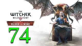 Let's play WITCHER 3 BLOOD AND WINE #074 - Der Riesenglumaar - (PC   Blind) by Paxis